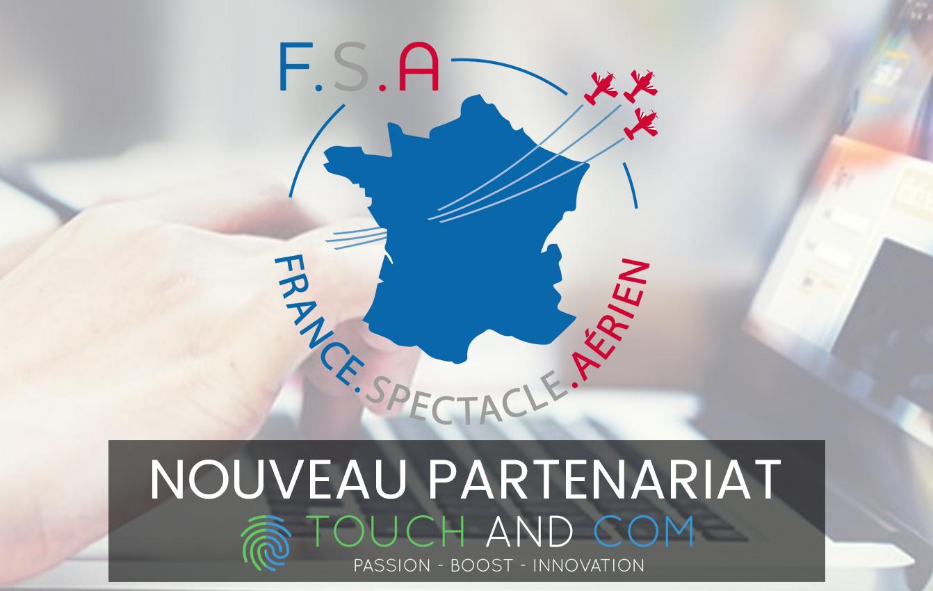 Partenaire France Spectacle Aérien
