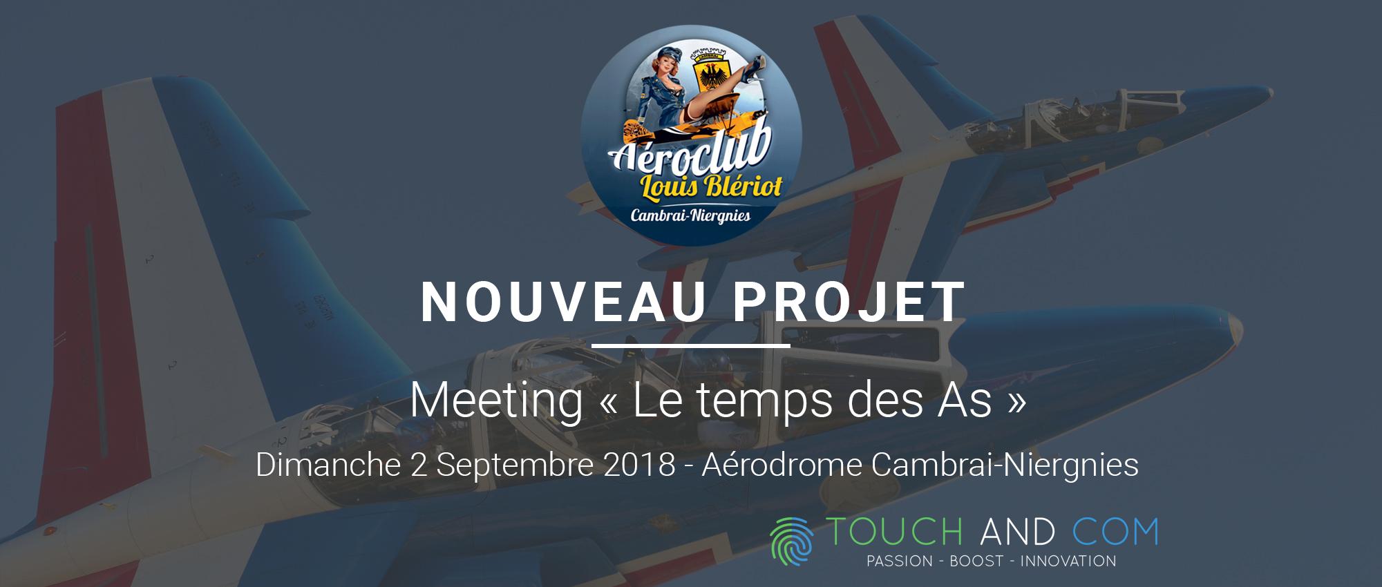 Meeting Aérien de Cambrai - Le temps des As